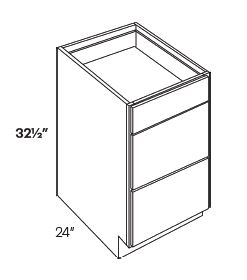 3 Drawer Base Cabinets-HA