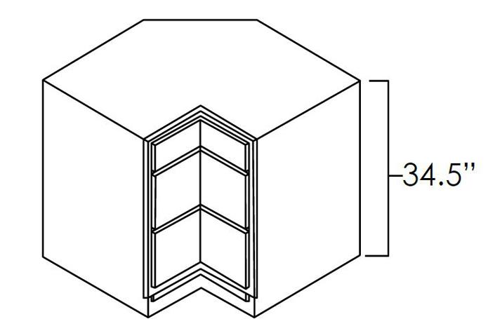 Corner Drawer Base