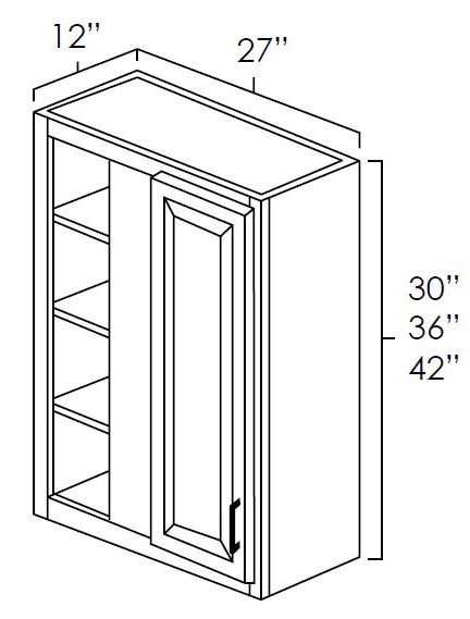 Blind Corner Wall Cabinets