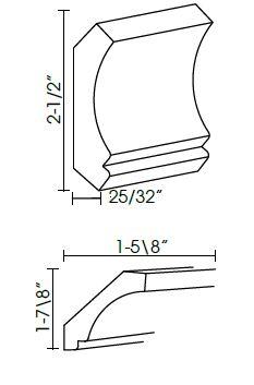 Crown Moldings - CM96