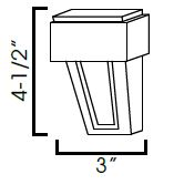 Half Leg - SMALL51