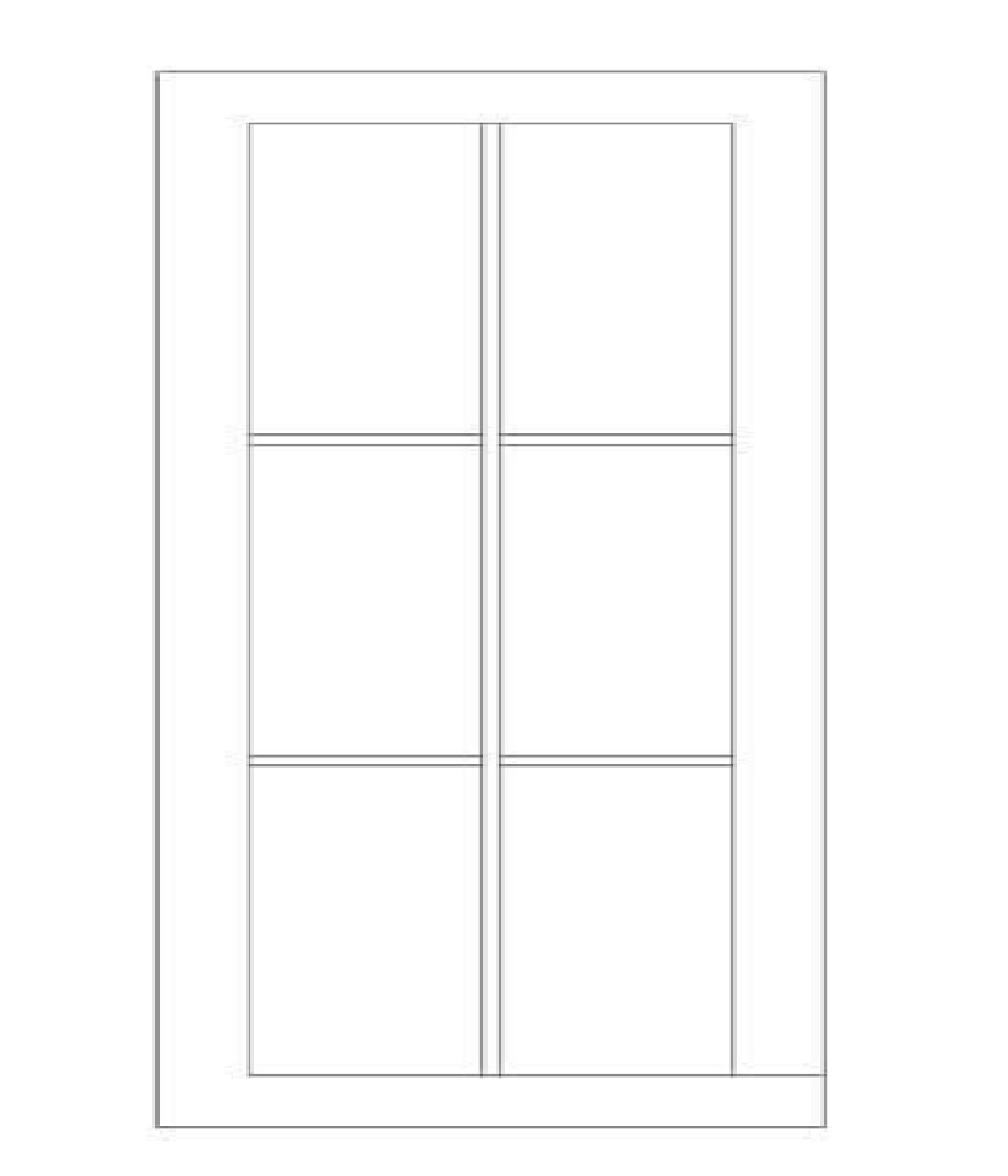 WDC Mullion Glass Doors