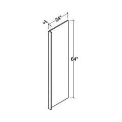 Refrigerator End Panel-REP2484(3)
