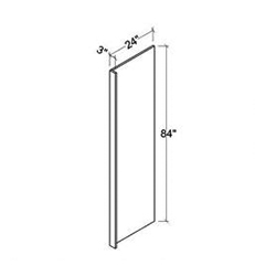 Refrigerator End Panel-REP2484(3)