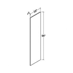 Refrigerator End Panel-REP2496