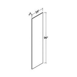 Refrigerator End Panel-REP2496