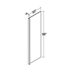 Refrigerator End Panel-REP3096(3)