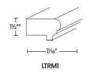 Light Rail Molding-LTRM1