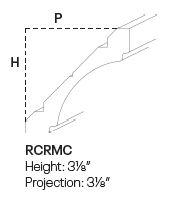 Royal Crown Moldings-RCRMC