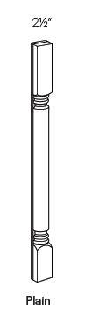 Spindles-Plain