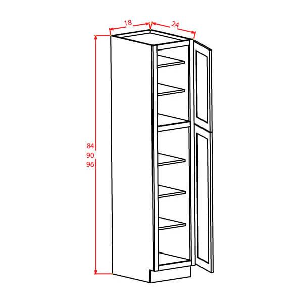 Utility Cabinets-2 Doors