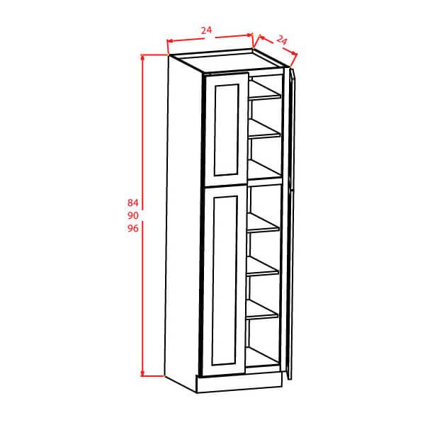 Utility Cabinets-4 Doors