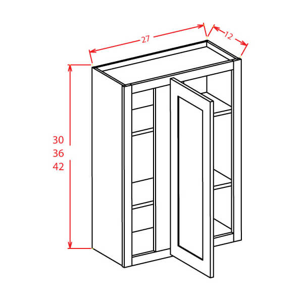 Wall Blind Cabinets