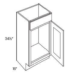 1 Door Vanity Sink Base Cabinets