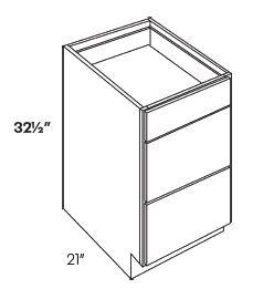 3 Drawer Base Cabinet-HA
