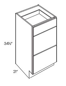 Vanity Drawer Base Cabinets