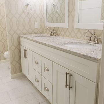RTA Bathroom Cabinets